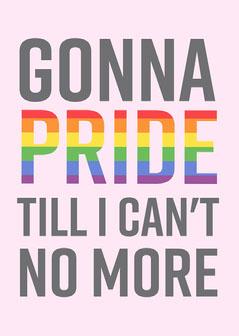 PRIDE Pride
