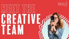 Meet Creative Team Presentation Slide Teams