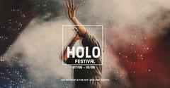 Holo Festival Facebook Post Festival
