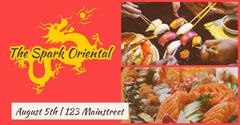 The Spark Oriental Food