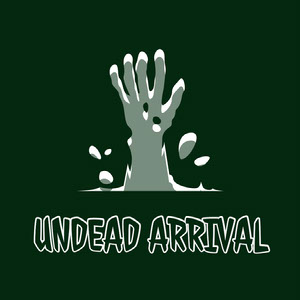 UNDEAD ARRIVAL Game Logo