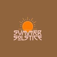 Summer<BR>Solstice