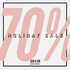 Holiday sale Instagram Ad Clothing