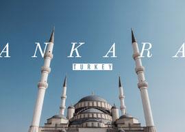 Ankara Postcard Cartolina
