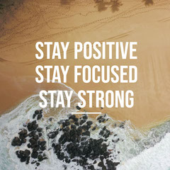STAY STRONG Positive Thought