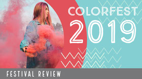 Colorfest 2019 YouTube Banner