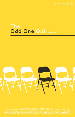 The<BR>Odd One Out 電影海報
