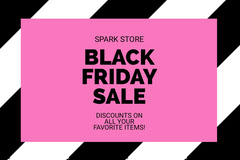 BLACK<BR>FRIDAY SALE Black Friday