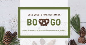 weekend only bogo banner ads Banner