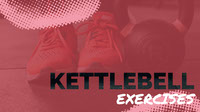 Red and Black Kettlebell Exercises YouTube Arte de canal do YouTube