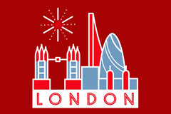 London postcard  Vacation