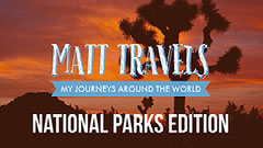 National Parks Travel Youtube Channel Art Art