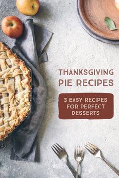 thanksgiving pie recipe pinterest Thanksgiving