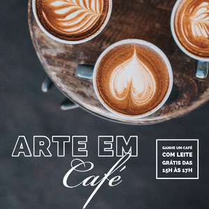 Café Tamanho de imagem do Instagram