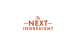 Red Ingredient Business Brand Logo Etikett