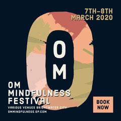 Black Om Mindfulness Festival Igsquare Event Ticket
