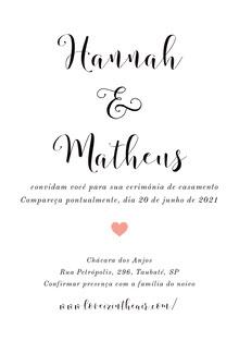 white wedding cards Cartão de felicitações aos noivos