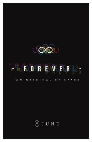 FOREVER Filmaffisch