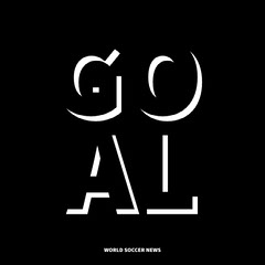 Black and White, Minimalistic Soccer News Ad Instagram Post Soccer