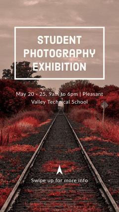 Student photography exhibit Photography