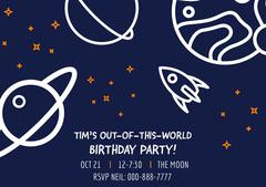 BIRTHDAY PARTY! Boys