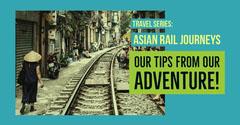 Asian Rail Facebook Post Adventure