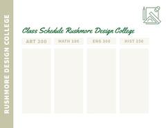 RUSHMORE DESIGN COLLEGE College