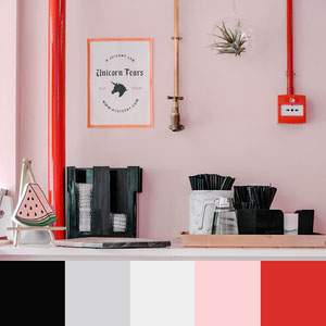 Color Palettes | Bold & Modern 5 101 Brilliant Color Combos