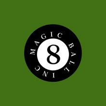 green playful numbers logo Logo