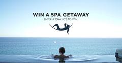 Win a Spa getaway  Water