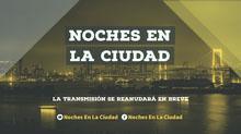 city night twitch banner Banner de Twitch