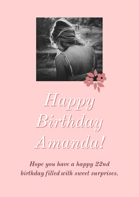 birthday card for woman Bachelorette Party Invitation