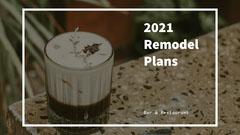 2021 Remodel Plans Construction