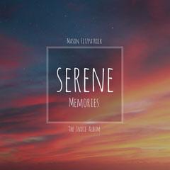 Serene Memories Album Instagram Square Sunset