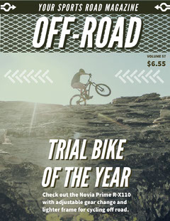 magazinecover Bike