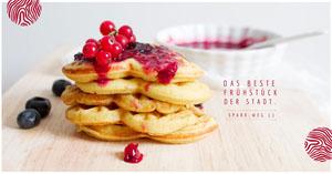 Frühstück Facebook-Bildgröße