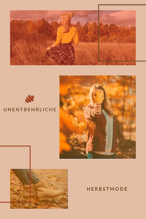 autumn fashion pinterest Fotobuchmacher