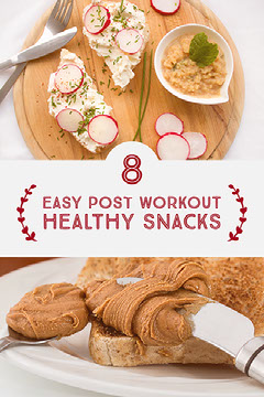 Light Fresh Healthy Snack Pinterest Collage Healthy