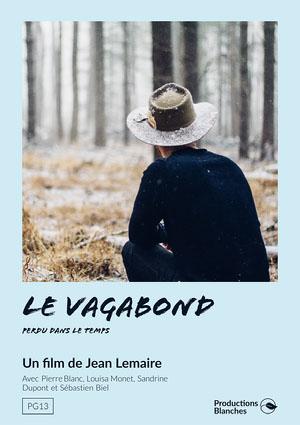 Light blue wanderer - poster Affiche de film