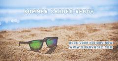 Summer Shades Ready Vacation