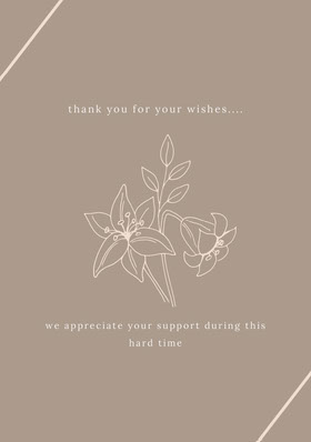 thank you for your wishes....