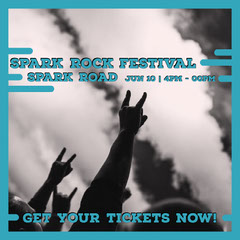 SPARK ROCK FESTIVAL Music