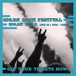 SPARK ROCK FESTIVAL Pósters para Festivales de música