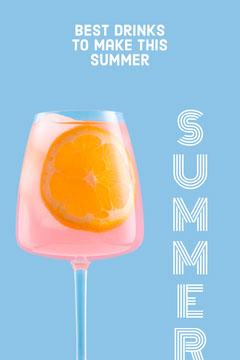 Blue White Pink Best Summer Drinks Pinterest  Drink