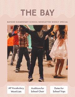 bay elementary school newsletter  Kids