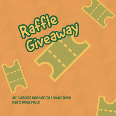 Raffle<BR>Giveaway Giveaway