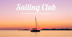 Sunset Colors Sailing Club Facebook Advert Boats