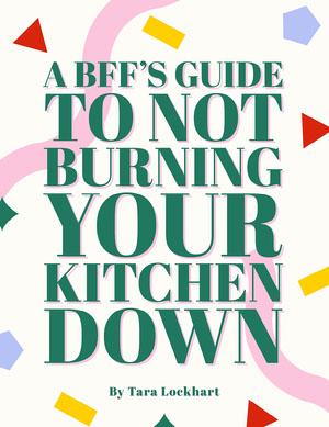 Colorful Playful Cook Book Cover portada de libro de cocina
