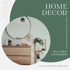 Home Decor Instagram Square Decor