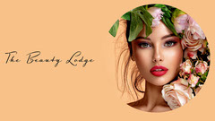 The Beauty Lodge Channel Art Beauty